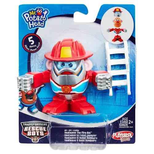 Sr. Cara De Papa Transformers Rescue Bots