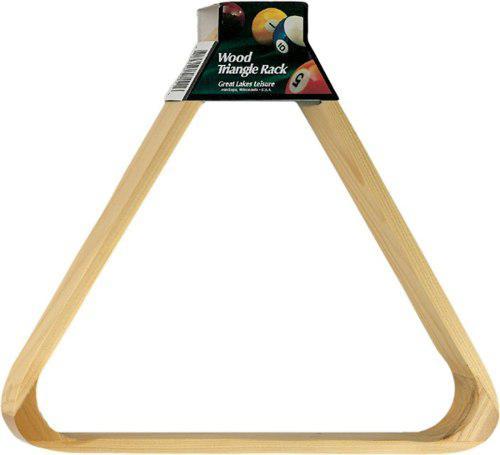 Triangulo De Madera Maciza Envío Gratis