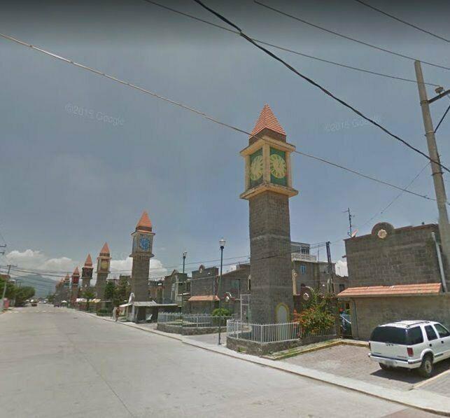 Venta PAQUETE 6 casas Col. El Reloj, Tultitlán México ¡NO