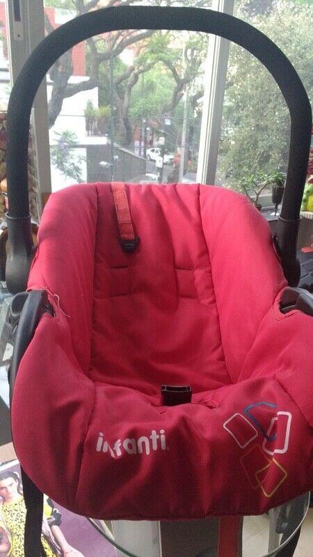 asiento para bebé