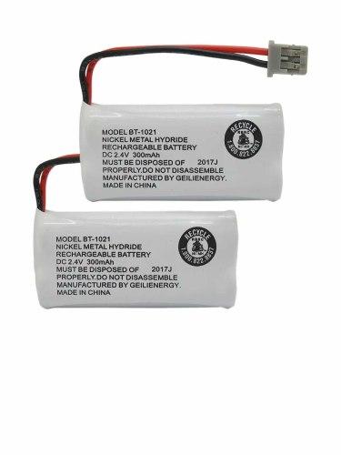 2 X Bateria Para Telefono Uniden Bt- Mah