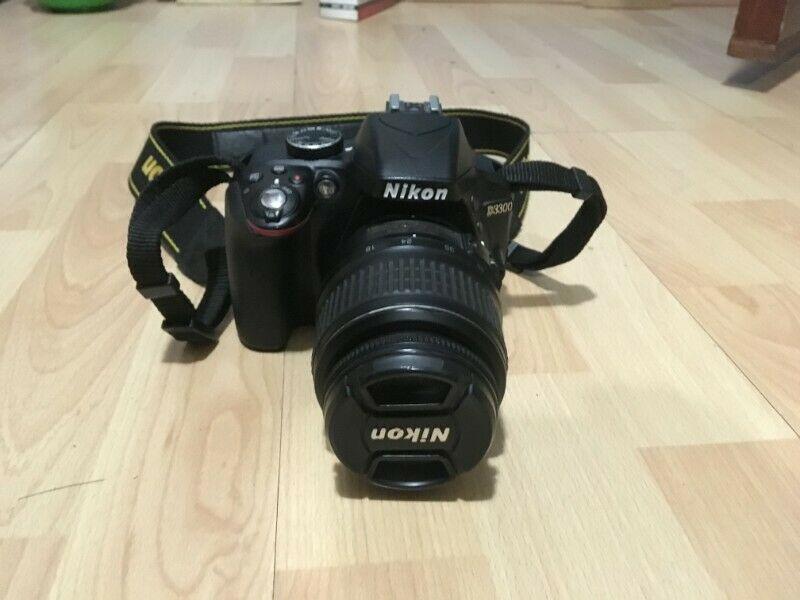 Camara Nikon D kit