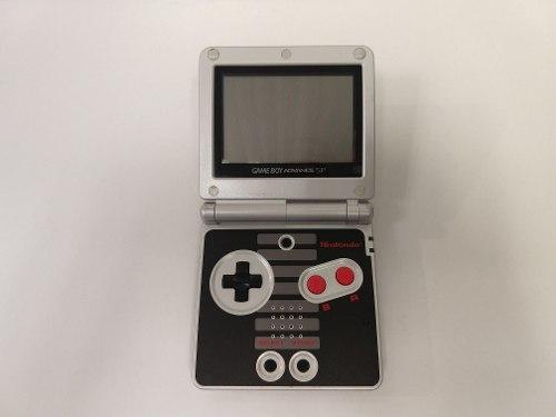 Consola Game Boy Advance Sp Edicion Nes Original Garantia!