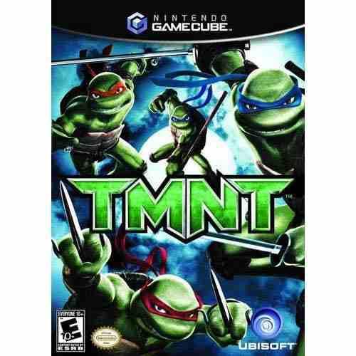 De Los Adolescentes Mutant Ninja Tortugas - Gamecube