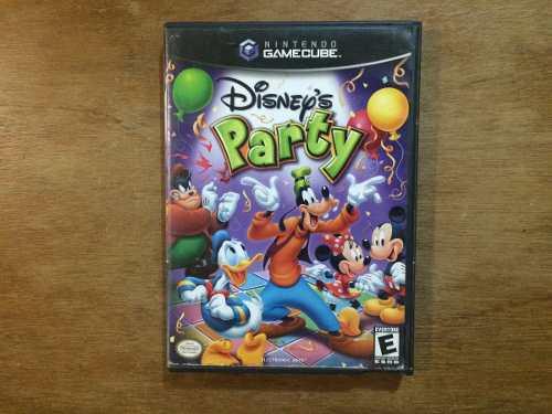 Disney Party Para Nintendo Gamecube En Buen Estado Animate