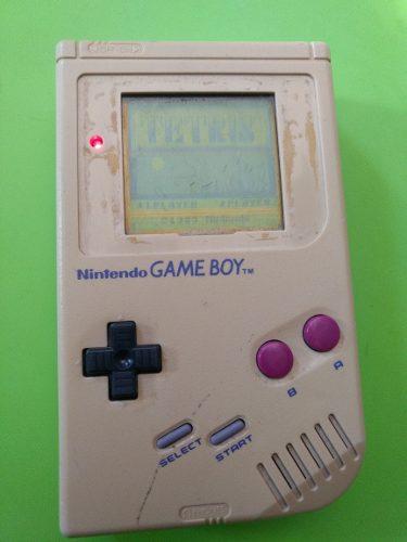 Gameboy Clasico Tabique Nintendo Tetris Ladrillo