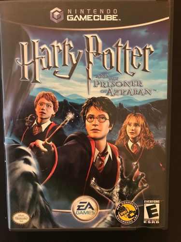 Harry Potter And The Prisoner Of Azkaban - Gamecube