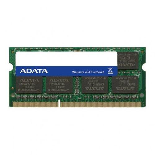 Memoria Ram Adata Ddr3l Para Laptop 4gb mhz Sodimm 1.35v