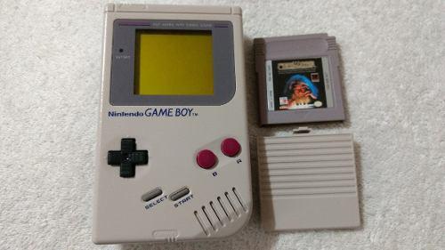 Nintendo Gameboy Clasico O Ladrillo  Listo Para Jugar
