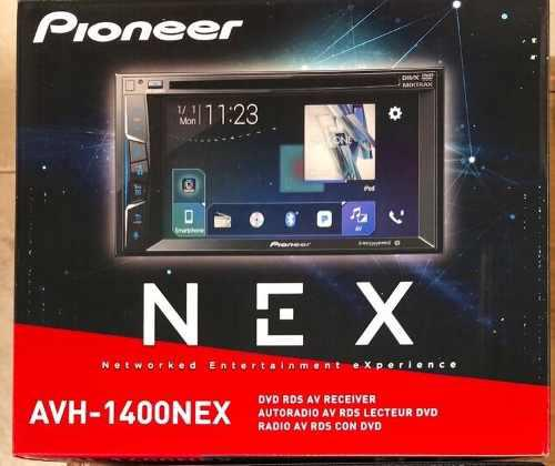 Pioneer Avh 1400 Nex