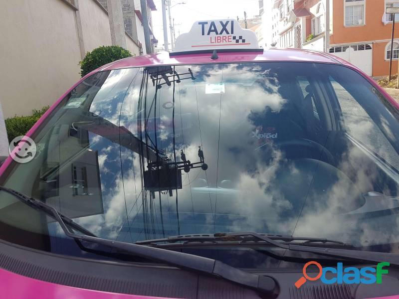 Solicito chofer para Taxi de la Ciudad de México,