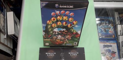 Super Monkey Ball - Nintengo Game Cube
