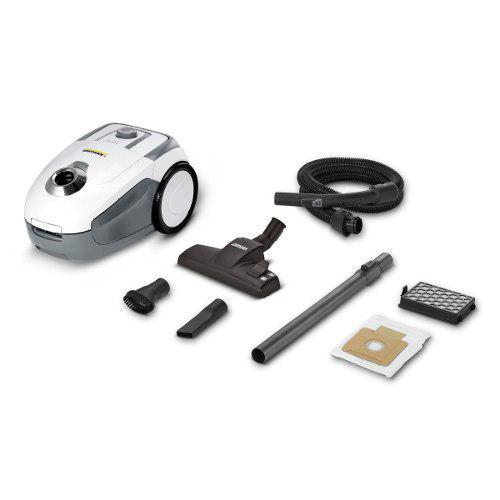 Aspiradora Karcher Vc2 Premium Blanca Con Envío Gratis!