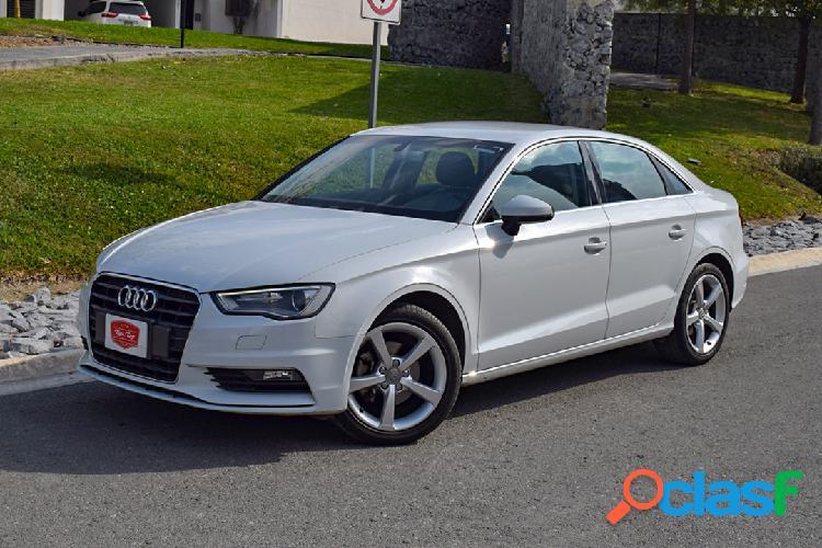 Audi A3 Attraction Turbo 2016