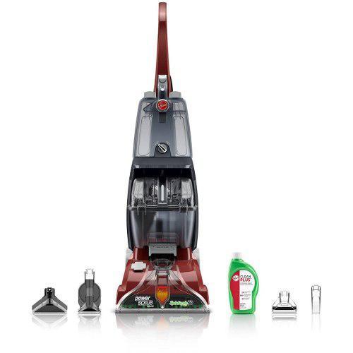 Limpiador De Alfombras Hoover Power Scrub Deluxe, Fh50150
