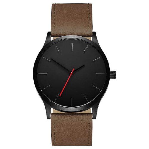 Reloj Hombre Casual Militar Deportivo Negro Formal B201
