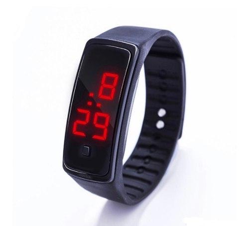 Reloj Led Touch Digital Unisex Deportivo Sport