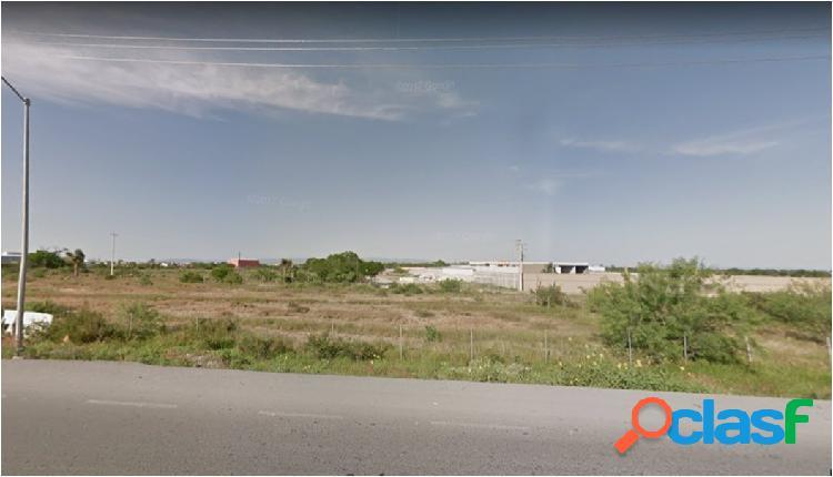 TERRENO COMERCIAL EN RENTA AV. VILLA DE JUAREZ, APODACA NL.
