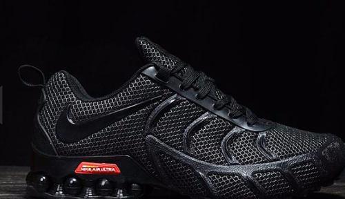 Tenis Nike Shox Ultra Negro!! Te Llega De 2 A 3 Dias