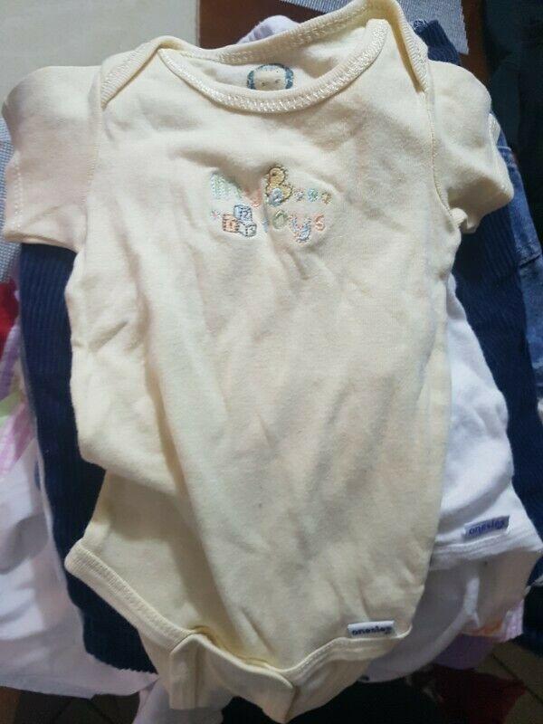 paca de ropa para bebé niño niña