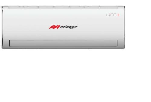 Aire Acond. Minisplit 1 T 110v Life Gas R410 Marca Mirage