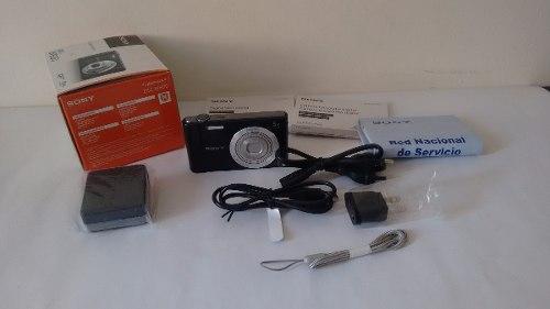 Camara Digital Sony Dsc -w800 + Memoria Sd De 32gb!