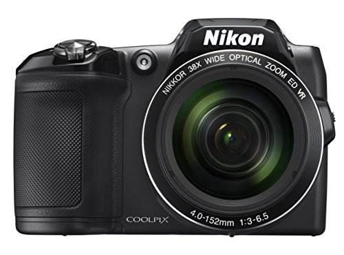 Nikon Coolpix L840 Digital Cámara Con 38x Óptico Zoom Y Co