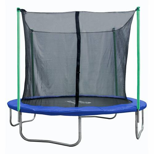 Trampolin Brincolin 2.4mts Reforzado Infantil Red 8pies Red