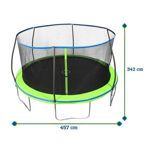 Trampolín Bounce Pro 15 Pies. Of