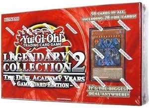 Yugioh Legendary Collection 2 Ingles Nuevo Gameboard Ed