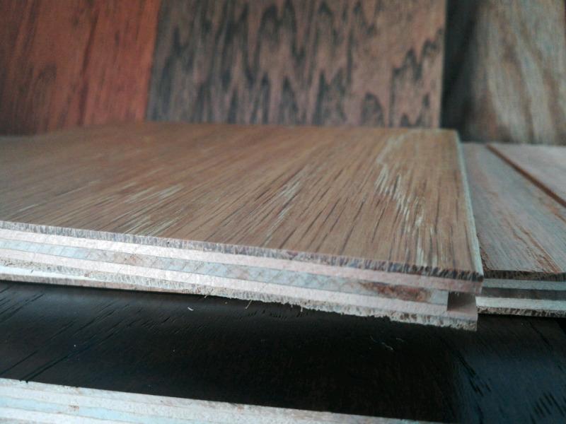 Instalación de pisos de madera laminada y de ingeniería