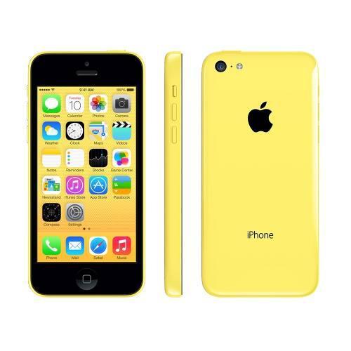 Apple Iphone 5c 16gb Original Libre De Fábrica Amarillo