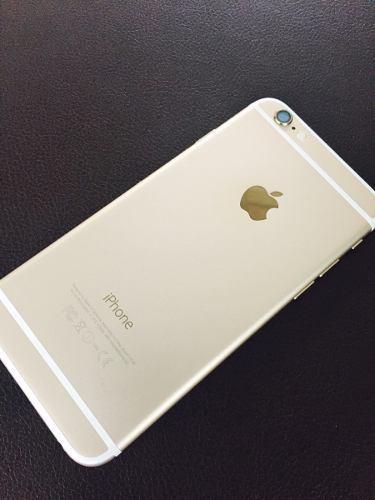 Apple Iphone 6 16gb !! Gold! Liberado!! Envió Gratis!!