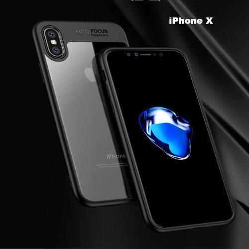Black - Se Aplica A Los Iphone De Apple X Teléfono