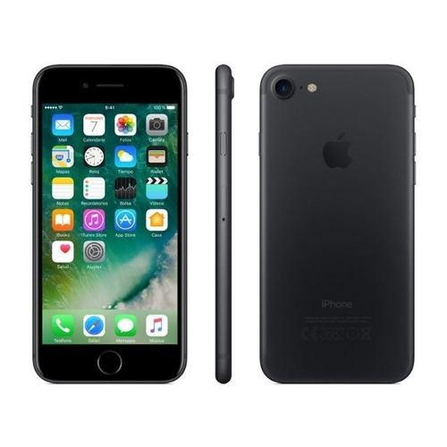 Cambio Iphone 7 128gb Color Negro Liberado.