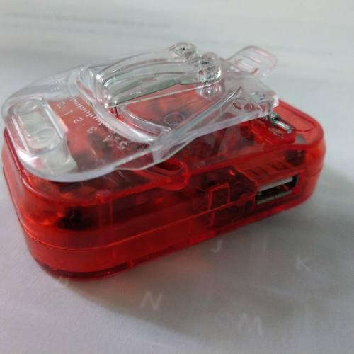 Cargador Multicargador Para Pila Bateria Universal Usb E/g
