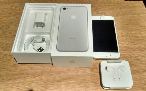 Celular Appe Iphone 7 32gb Caja & Accesorios