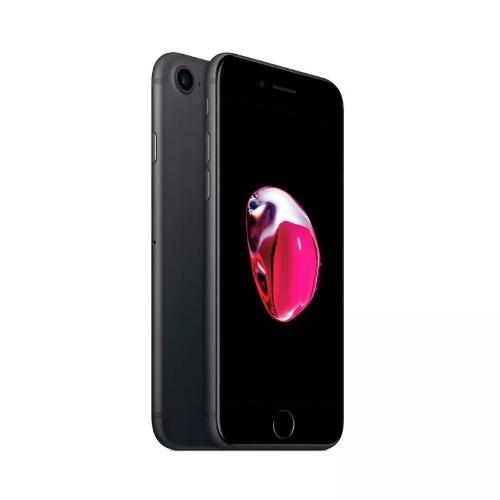 Celular Apple Iphone 7 32gb Negro Matte Original Exhibicion