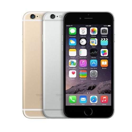 Celular Iphone 6s De 64gb Exhibicion +cristal