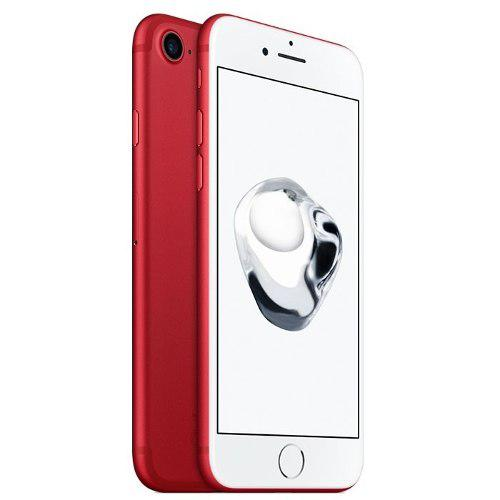 Celular Iphone 7 128gb Equipos De Exhibicion Product Red