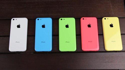 Celulares Baratos Iphone 5c 16gb Libre Compañía Usado
