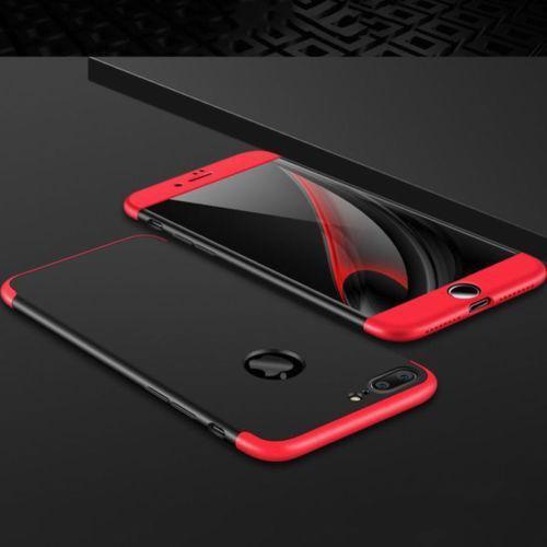 For Iphone 6s Plus - Negro - 3 En 1 Completo - 552194279179