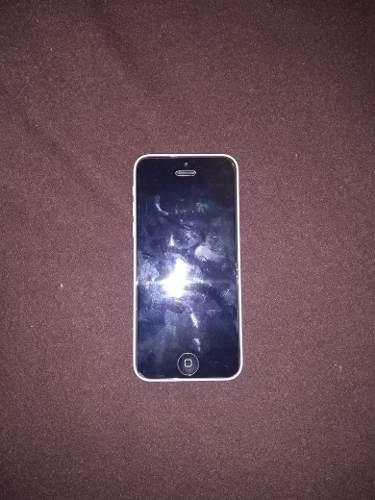 Iphone 5c 8gb Para Refacciones O Reparar