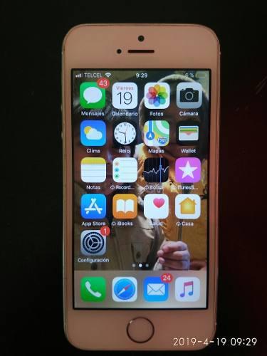 Iphone 5s Blanco / Plata 16gb Cualquier Compañía