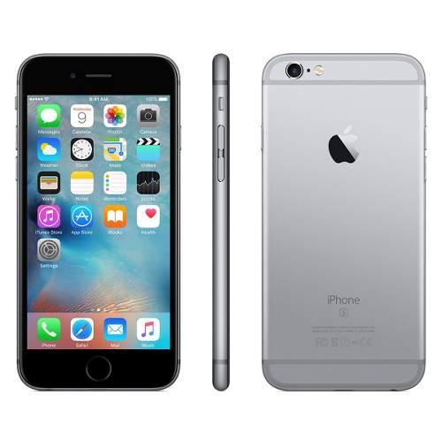 Iphone 6 De 64 Gb Grado A Cargador Original Mas Regalo