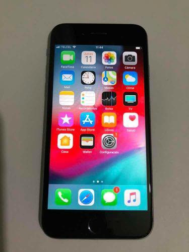 Iphone 6 De 64gb Negro Libre Cualquier Compañía En Oferta