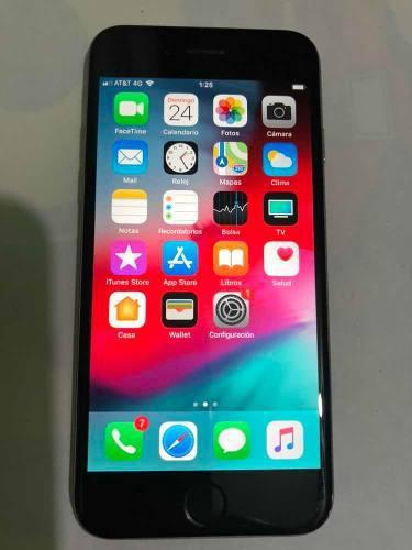 Iphone 6 De 64gb Negro Libre Telcel Movistar At&t Oferta