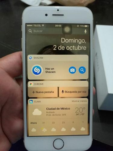 Iphone 6 Dorado Con Factura Original 16 Gbytes