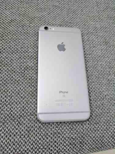 Iphone 6 Plus Gris, Usado. + Cargador + Regalo