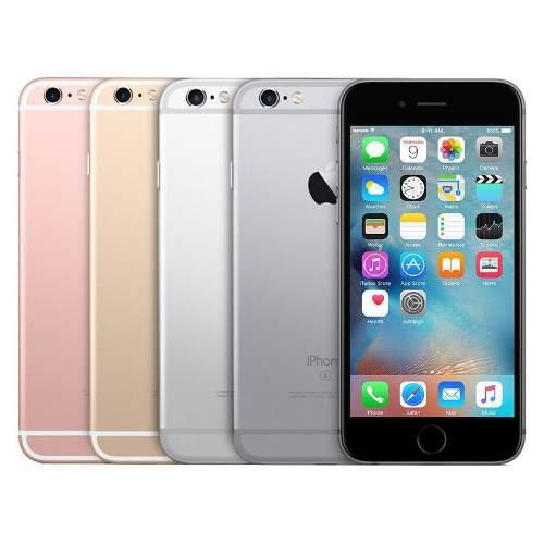 Iphone 6s 16gb Varios Colores Libre De Fábrica Funda Gratis